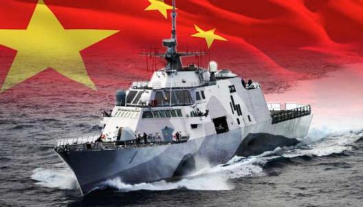 china-boat