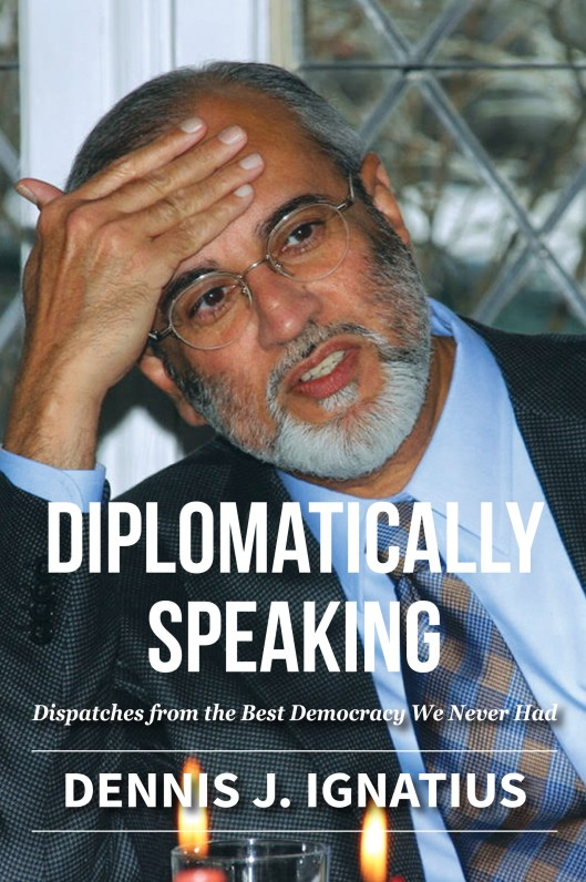 Diplomatically Speaking cover 13March2018