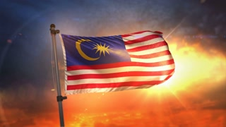 videoblocks-malaysia-flag-backlit-at-beautiful-sunrise-loop-slow-motion-4k_h8_8rnowz_thumbnail-small11